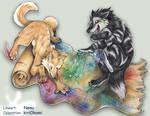 Collaborations with Nenu by kiriOkami