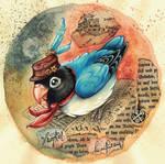 Steampunk Parrot