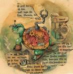 Steampunk Turtle