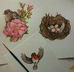 Bird kitsch