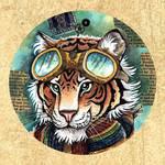 Steampunk Tiger