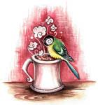 Tea time by kiriOkami