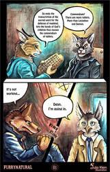 Furrynatural Page01 by kiriOkami