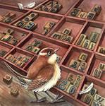 Bookprint Birdy