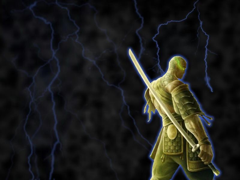 Samurai by TheGunlock
