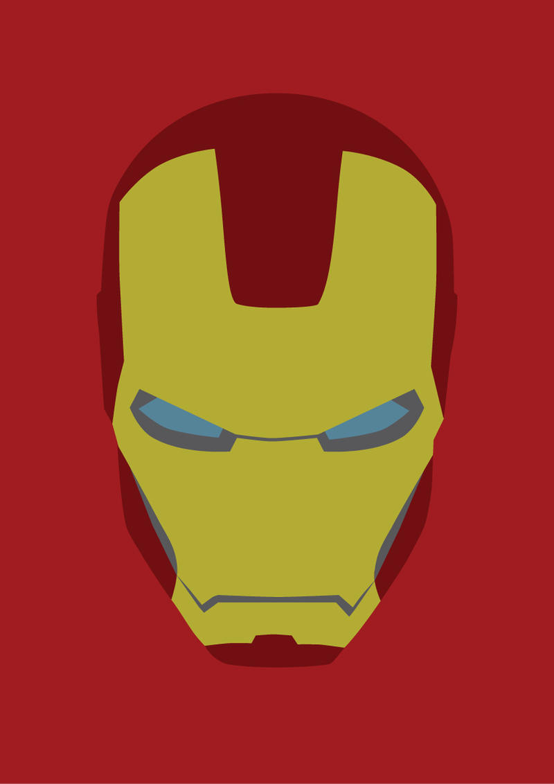 Ironmanmask by SimDoug on DeviantArt