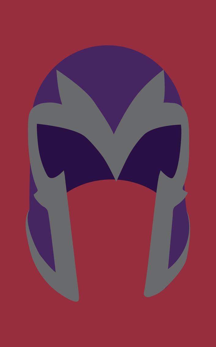 Magnetos Helmet By SimDoug