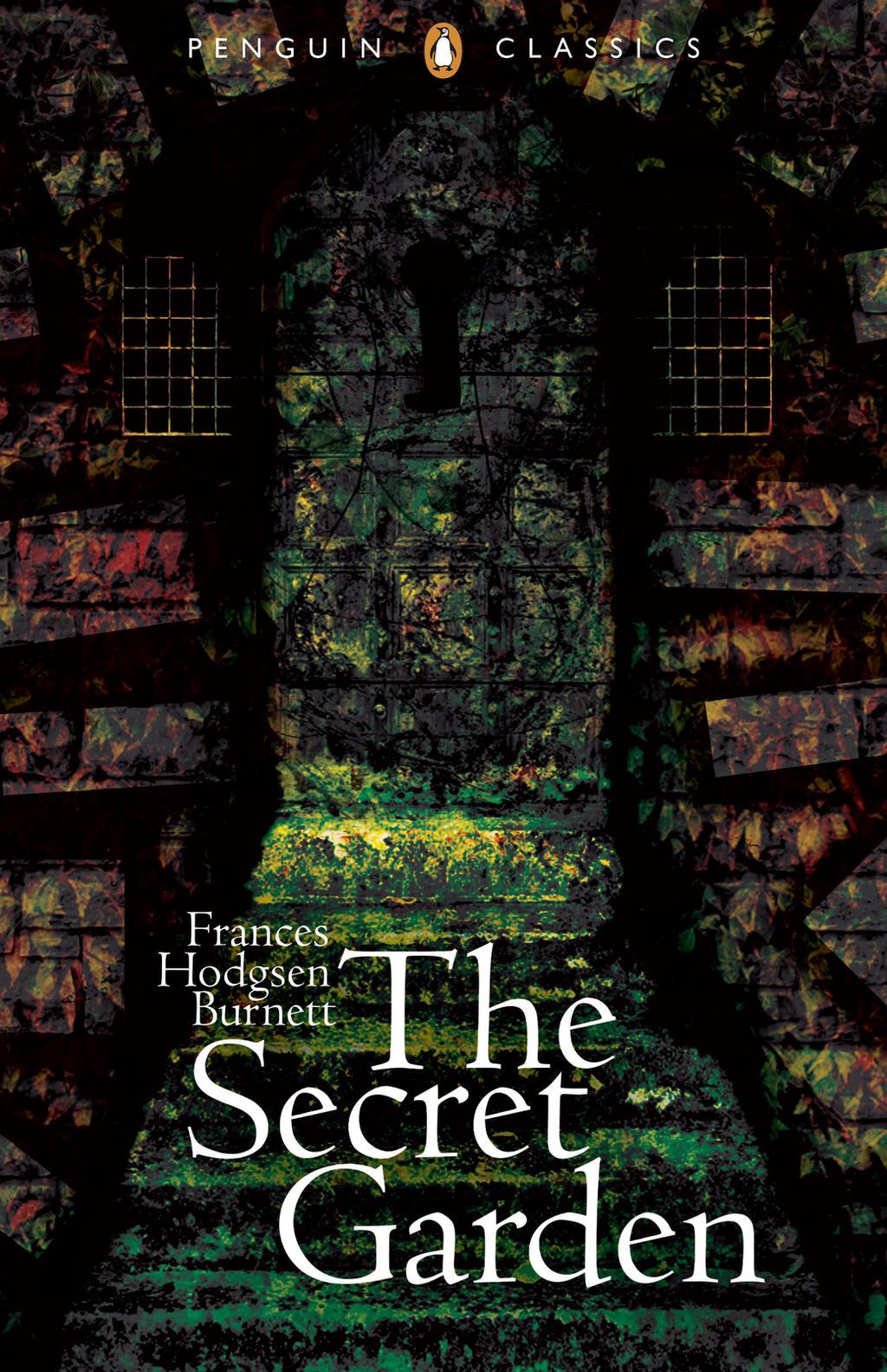 The Secret Garden Book Cover by SimDoug on DeviantArt