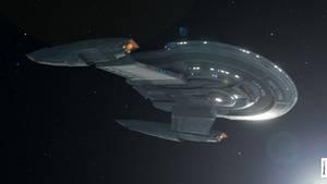 Star Trek Online - Malachowski class