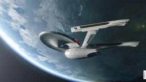 Star Trek Online - Constitution class refit