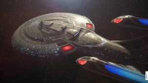 Star Trek Online - Sovereign class