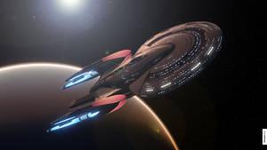 Star Trek Online - Concorde class