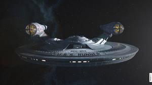 Star Trek Online - Freedom class