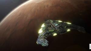 Star Trek Online - S'golth class