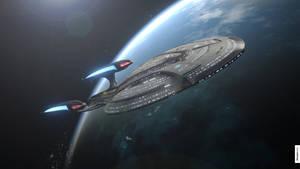 Star Trek Online - Odyssey class