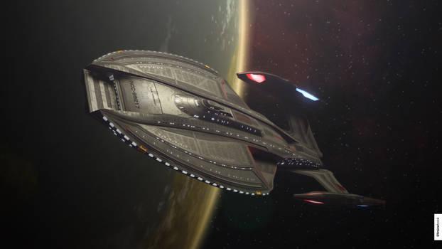 Star Trek Online - Inquiry class