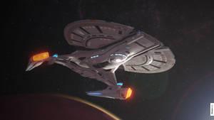 Star Trek Online - Shenzhou class