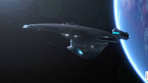 Star Trek Online - Excelsior class refit