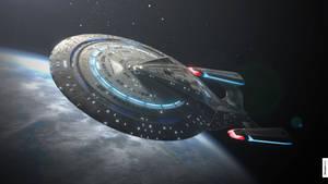 Star Trek Online - Ross class