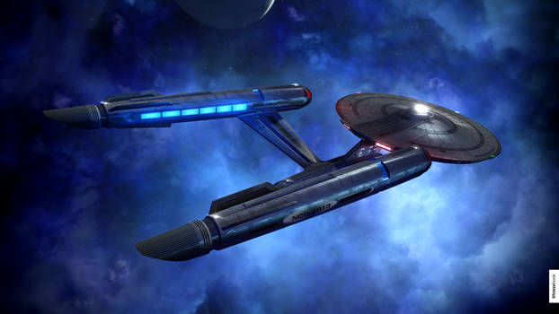 Star Trek Online - Constitution class (DIS)