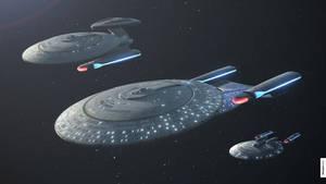 Star Trek Online - A family
