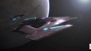 Star Trek Online - Jem'Hadar Temporal Warship