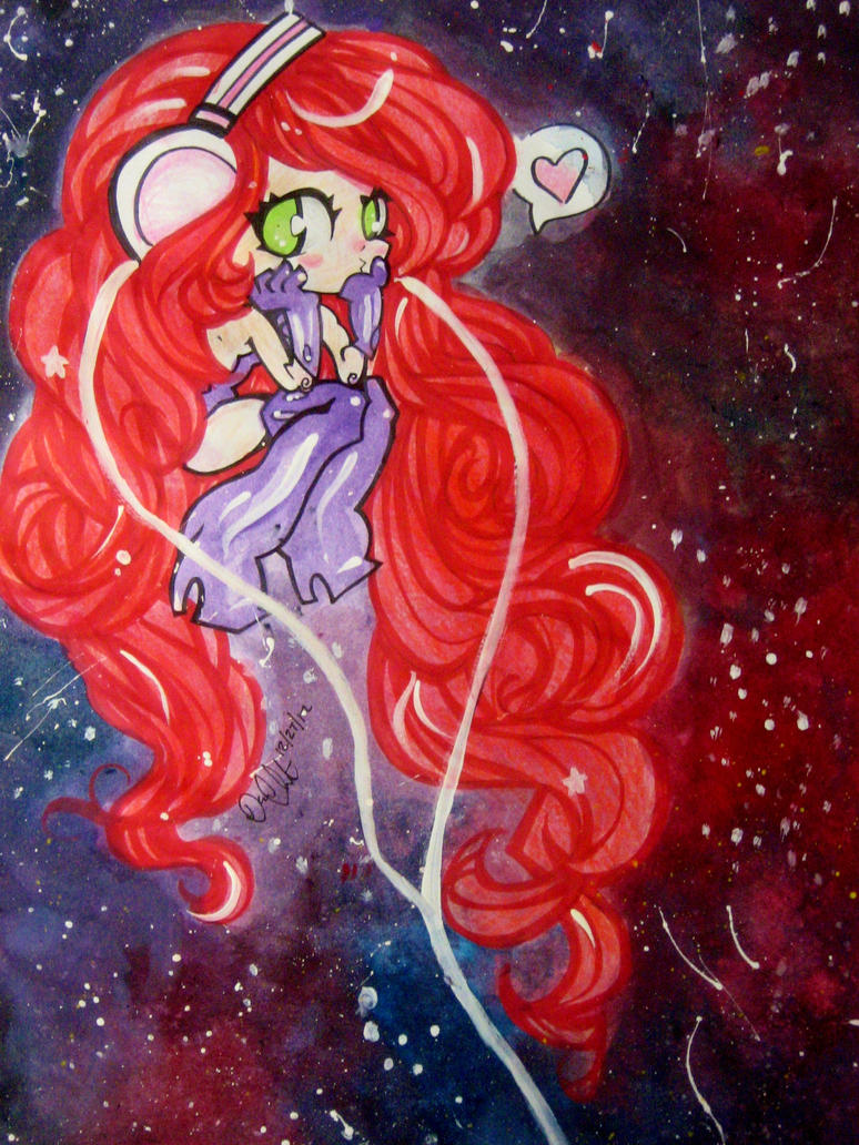 Starfire Galaxy (Re:Upload) by PhantomButler