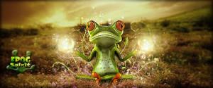 Frog spirit by ricke76