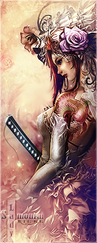 Lady Samourai by ricke76
