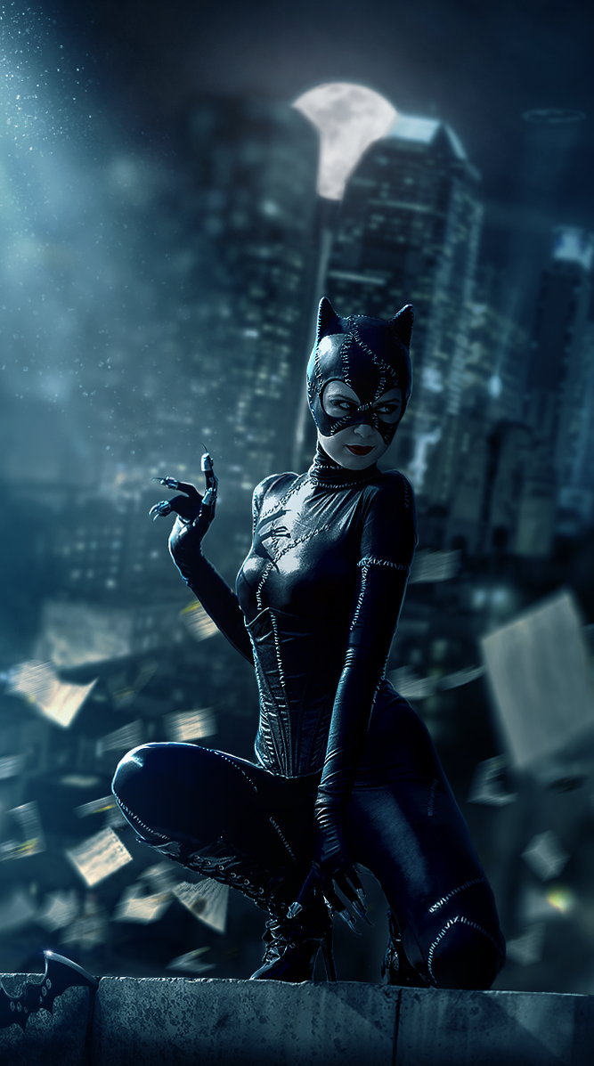 Catwoman by ricke76