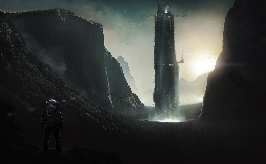 Tower-Nova by ricke76