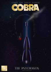Cobra the space pirate by ricke76