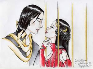 Gabriel and Rhysenn