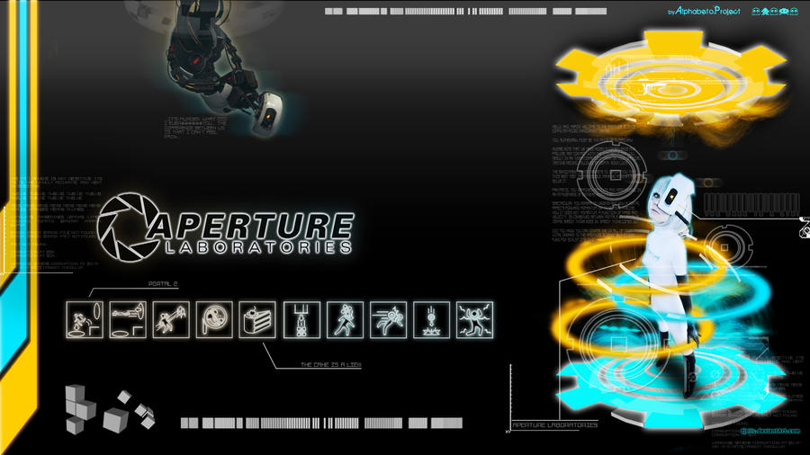 GLaDOS Portal 2 (~Tenori-Tiger Cosplay) hi-tech by DjNiic