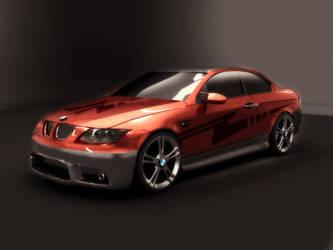 Bmw m3 coupe by koleos33