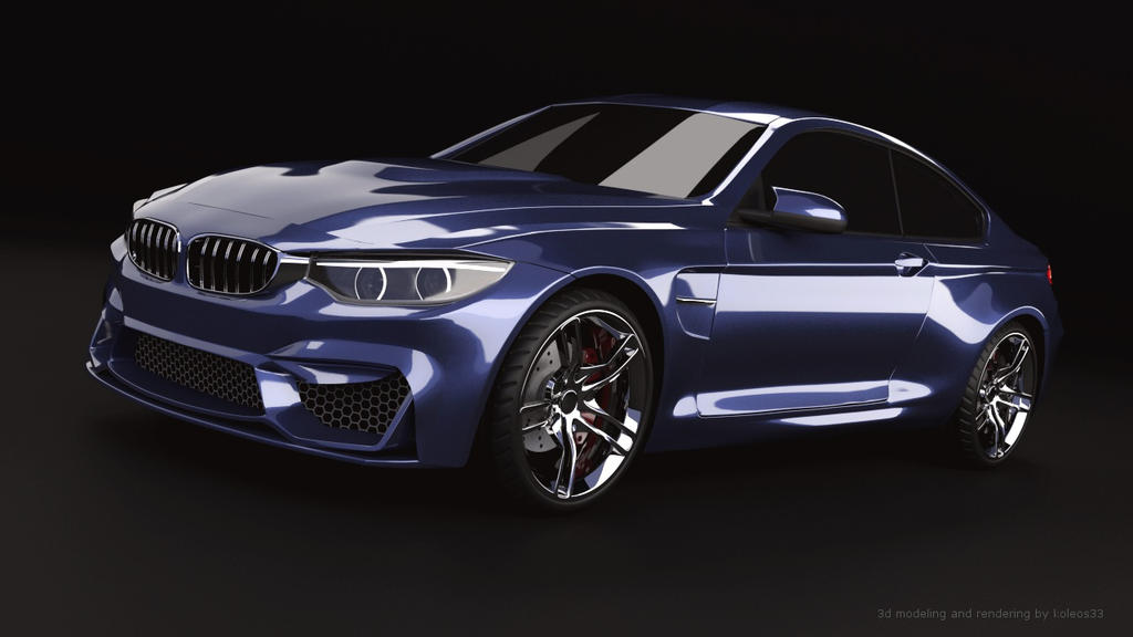 Bmw coupe styling by koleos33