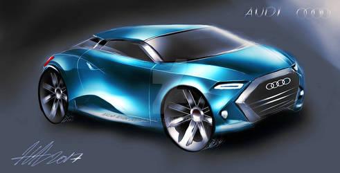 Audi Concept New