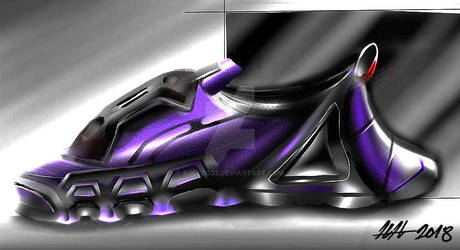 Ultra Shoes design concept