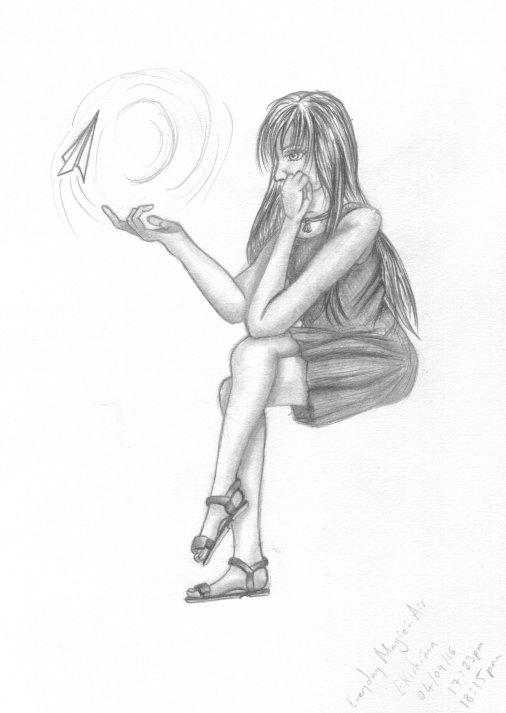 Everyday Magic - Air by Psyfira
