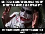 AntiKorrasami Joker meme