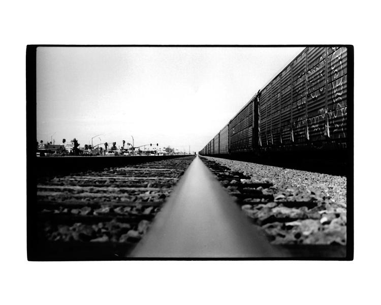 the trains by mikepav