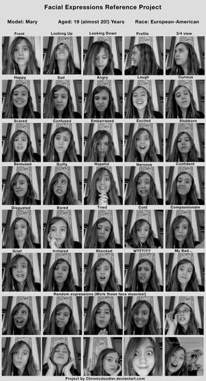 Expressions Reference Meme