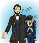 Did I mention, Mr. Lincoln..
