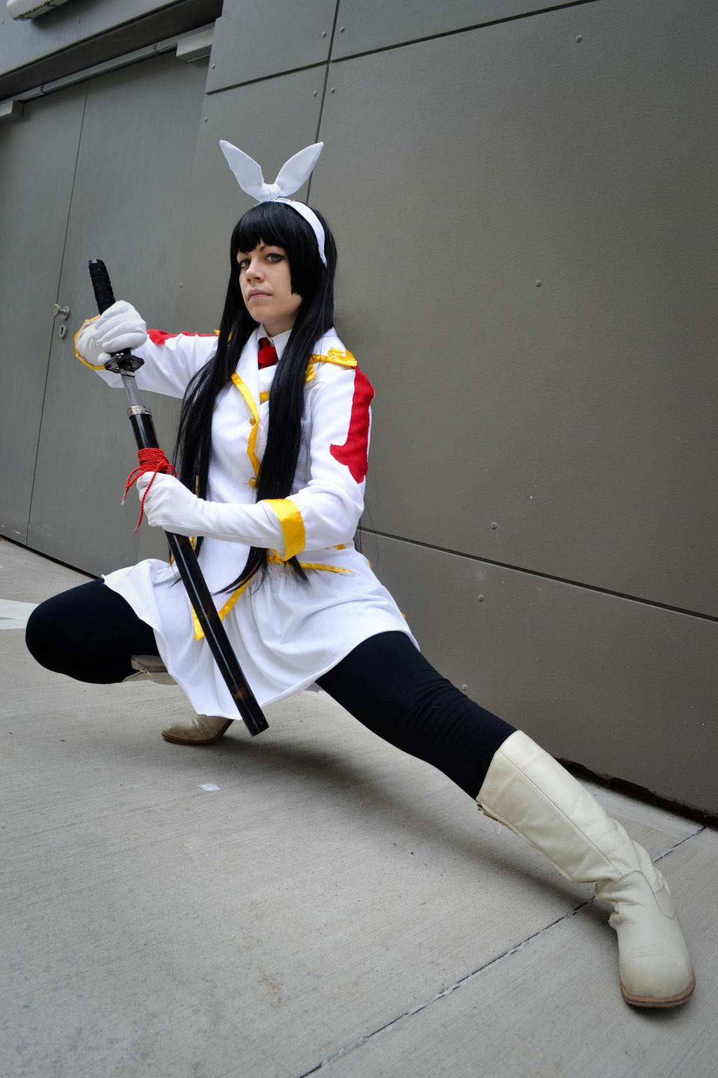 Kagura mikazuchi cosplay by grimmiko88 on deviantart - Kagura fairy tail ...
