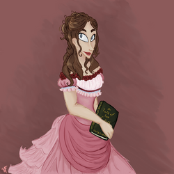 Tessa Gray aka A Much Better Child of Lilith by Whitefire17