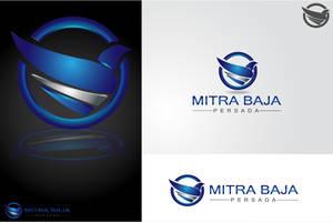 Mitra baja logo by kazedesign