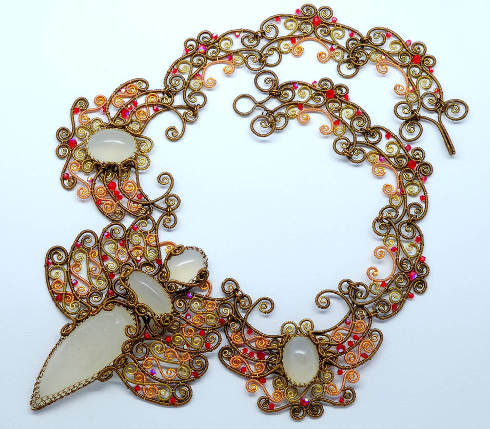Sita, Rise from Ashes - Necklace