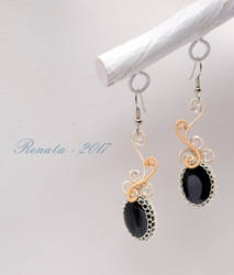 Bound by Hades - Earrings