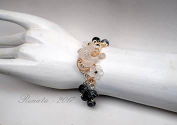 Persephone's Garden Bracelet