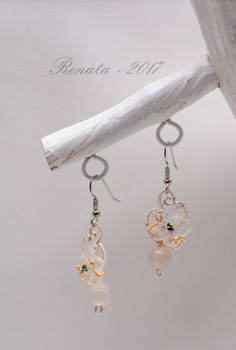Persephone's Garden Earrings